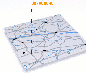 3d view of Jarochówek