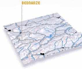3d view of Bednarże