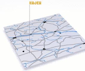 3d view of Kajew