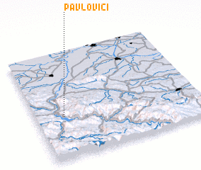 3d view of Pavlovići