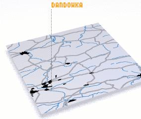 3d view of Dańdówka