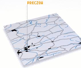 3d view of Preczów