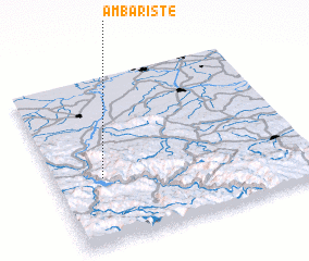 3d view of Ambarište