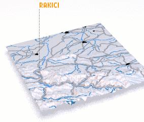 3d view of Rakići