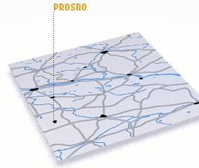 3d view of Prosno