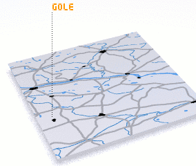 3d view of Gole