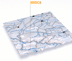 3d view of Ornica