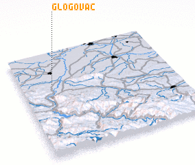 3d view of Glogovac