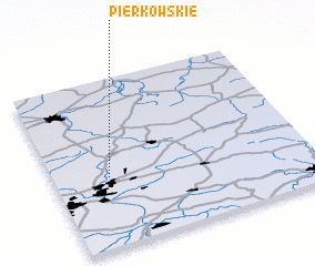 3d view of Pierkowskie