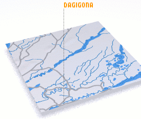 3d view of Dagigona