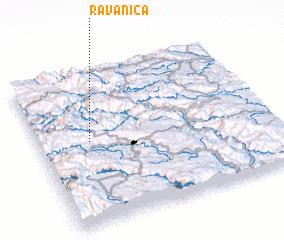 3d view of Ravanica
