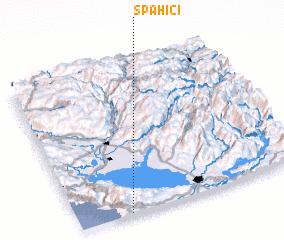 3d view of Spahići