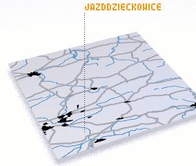 3d view of Jazd Dzieckowice