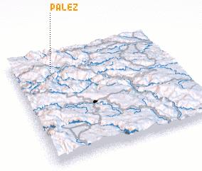 3d view of Palež