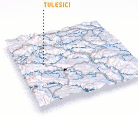 3d view of Tulešići