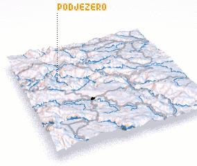 3d view of Podjezero