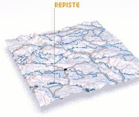 3d view of Repište