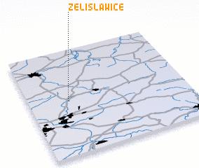 3d view of Żelisławice