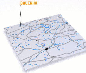 3d view of Balewko