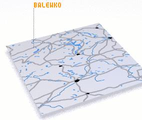 3d view of Balewko