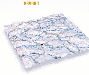3d view of Drokan
