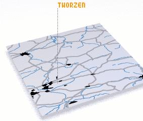 3d view of Tworzeń