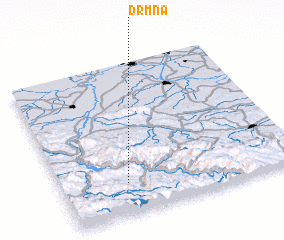 3d view of Drmna