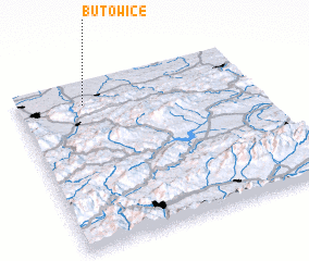 3d view of Butowice