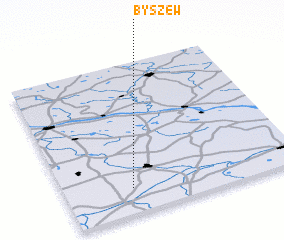 3d view of Byszew