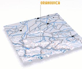 3d view of Orahovica
