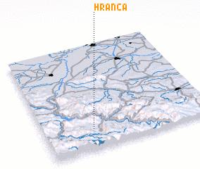 3d view of Hranča