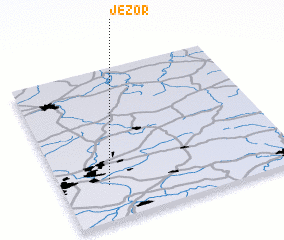 3d view of Jezor