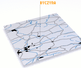 3d view of Byczyna
