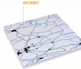 3d view of Kuchary