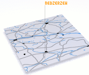 3d view of Nędzerzew