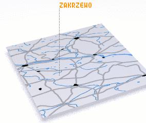 3d view of Zakrzewo