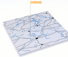 3d view of Sumowo