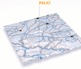 3d view of Polići