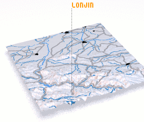 3d view of Lonjin