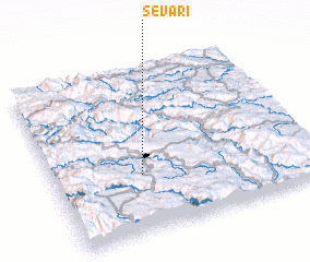 3d view of Sevari