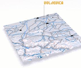 3d view of Voljevica