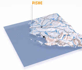 3d view of Pishë