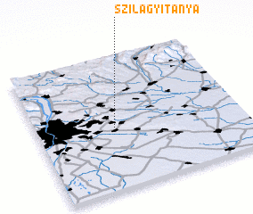 3d view of Szilágyitanya