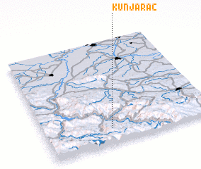 3d view of Kunjarac