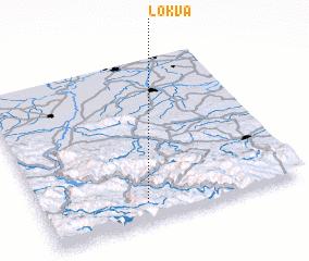 3d view of Lokva