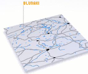 3d view of Blunaki
