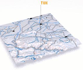 3d view of Tuk