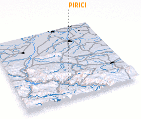 3d view of Pirići