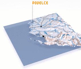 3d view of Povelçe