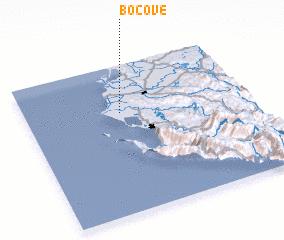 3d view of Boçovë